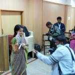 AWBI & 'The Voice of Stray Dogs' press conference on stray dog population, dog attacks and rabies control in Bangalore